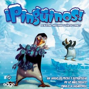 ¡Pingüinos! Portada