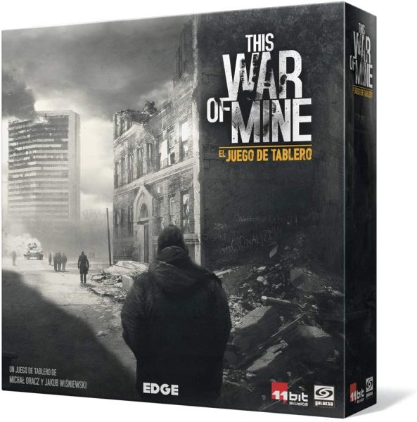 This War of Mine Caja
