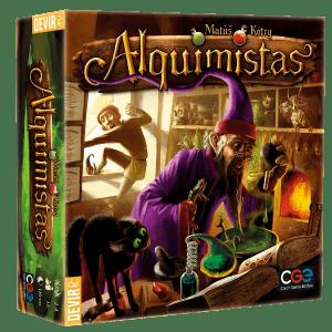Alquimistas Caja