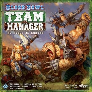 Blood Bowl: Team Manager Portada