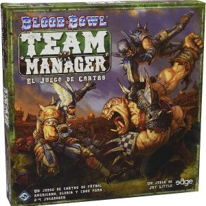 Blood Bowl: Team Manager Caja