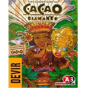 Cacao Diamante Portada