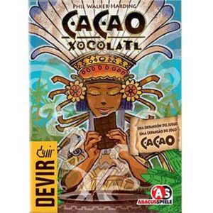 Cacao Xocolatl Portada
