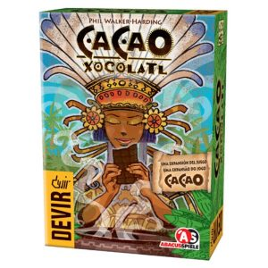 Cacao Xocolatl Caja