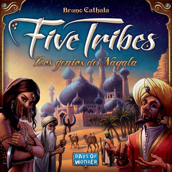 Five Tribes Portada