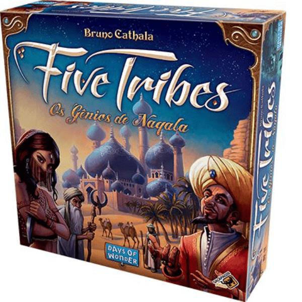 Five Tribes Caja