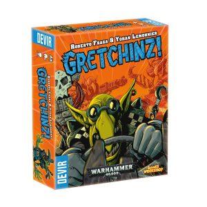 Gretchinz! Caja