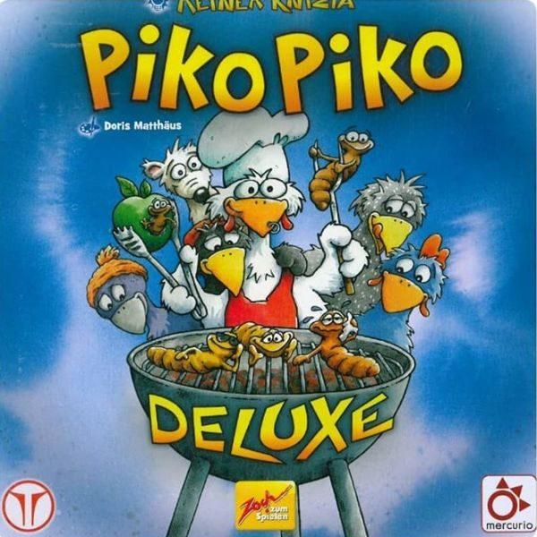 Piko Piko Deluxe Portada