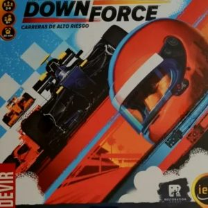 Downforce Portada