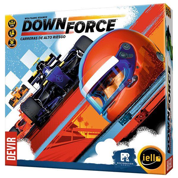 Downforce Caja
