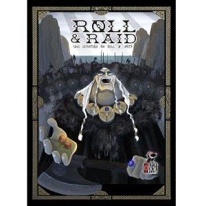 Roll & Raid Portada