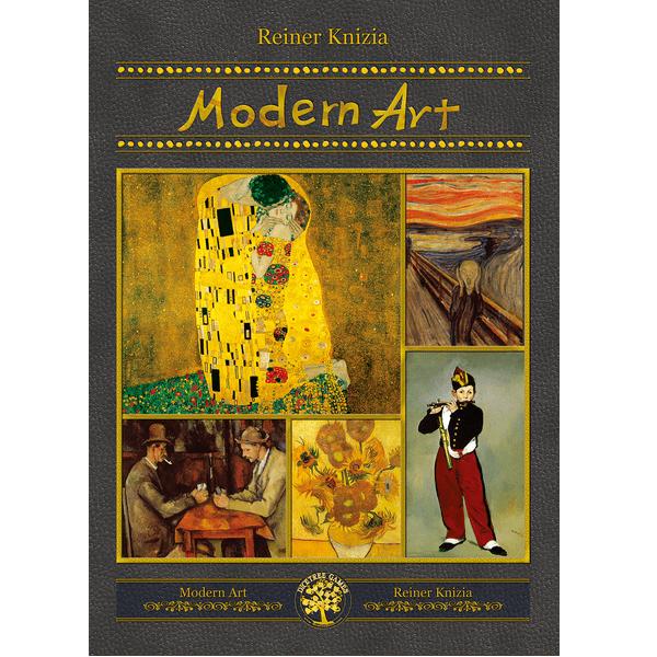 Modern Art: Deluxe Edition Portada