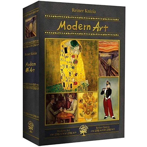 Modern Art: Deluxe Edition Caja