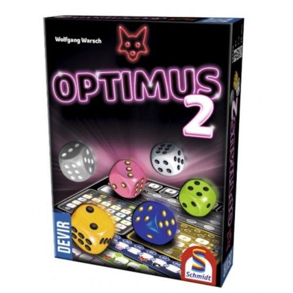 Optimus 2 Caja