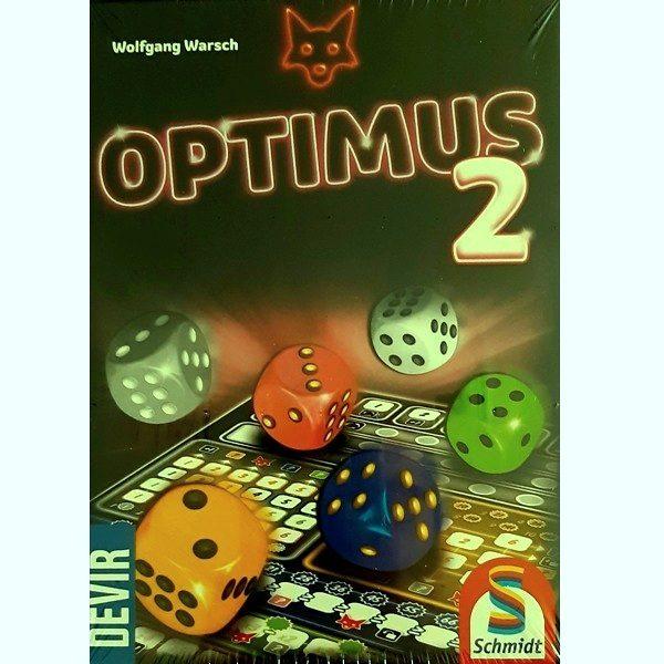 Optimus 2 Portada