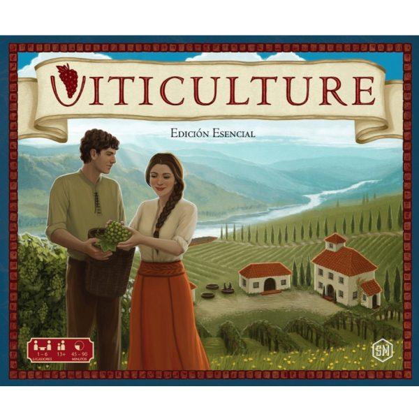 Viticulture Edicion Esencial Portada