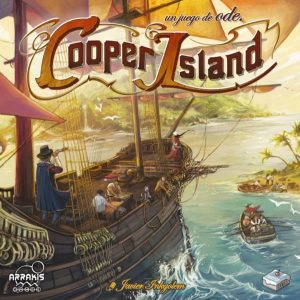 Cooper Island Portada