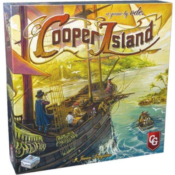 Cooper Island Caja