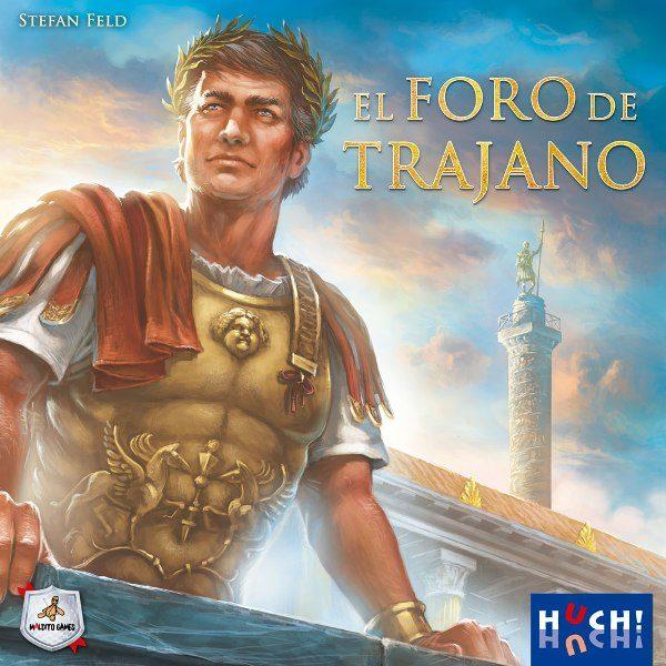 El Foro de Trajano Portada