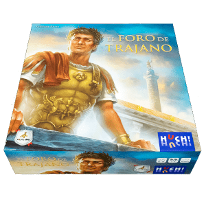 El Foro de Trajano Caja