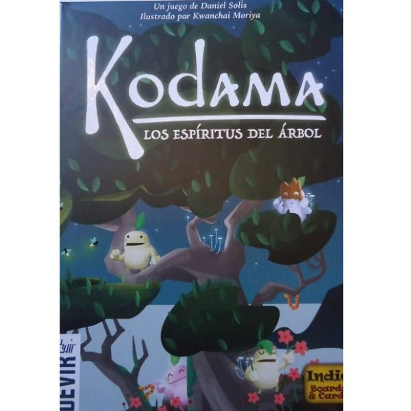 Kodama Portada