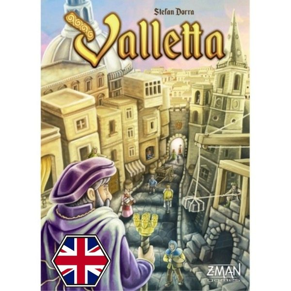 Valletta Portada