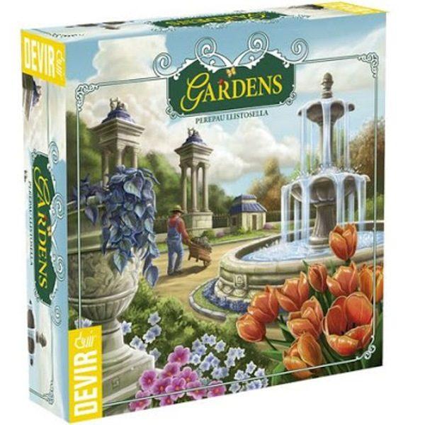 Gardens Caja