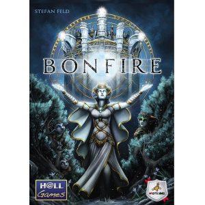 Bonfire Portada