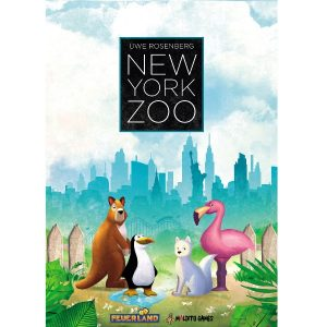 New York Zoo Portada