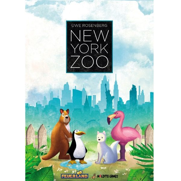 New York Zoo Portada