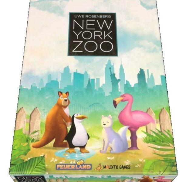 New York Zoo Caja