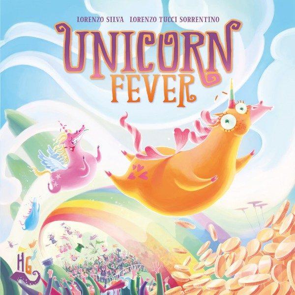 Unicorn Fever Portada