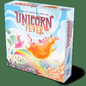 Unicorn Fever Caja