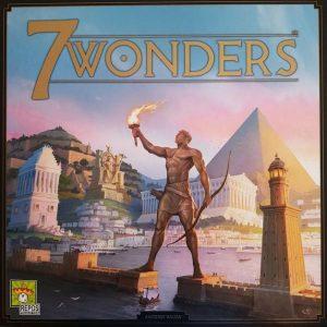 7 Wonders Nueva Edicion Portada