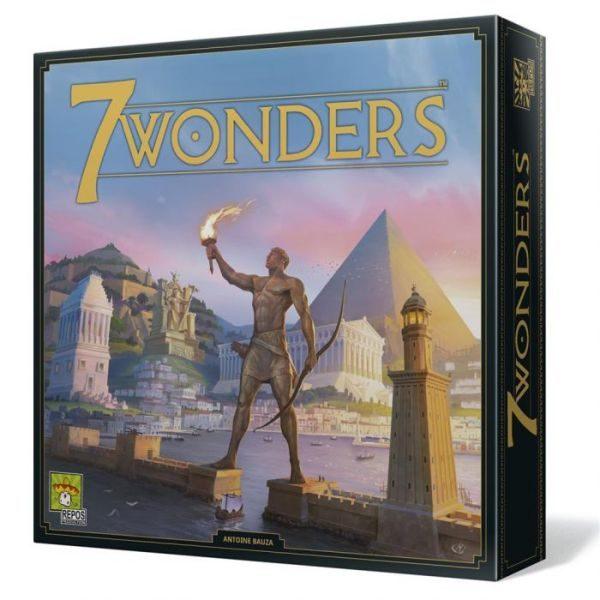 7 Wonders Nueva Edicion Caja