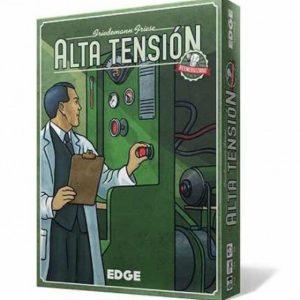 Alta Tension Reenergizado Caja