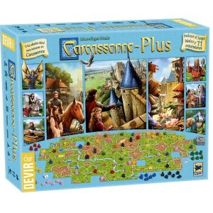Carcassonne Plus Caja