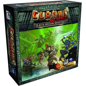 Clank! in! Space! Caja