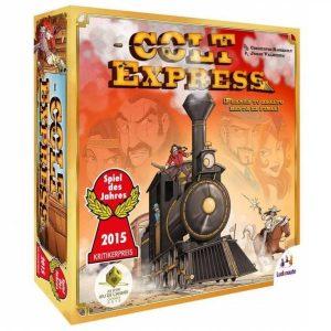 Colt Express Caja