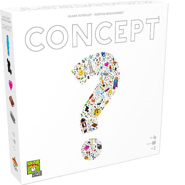 Concept Caja