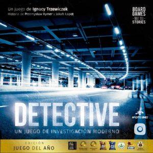Detective Portada