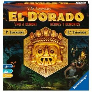 El Dorado Heroes y Demonios Caja