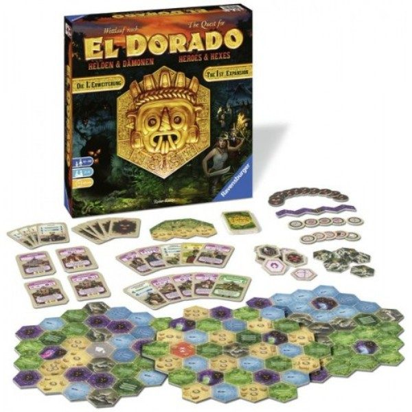 El Dorado Heroes y Demonios Desplegado