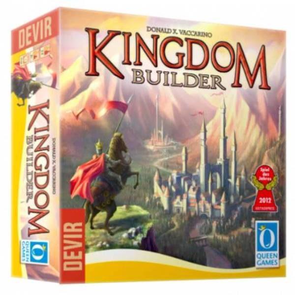 Kingdom Builder Caja