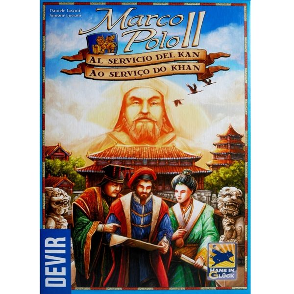 Marco Polo II Portada