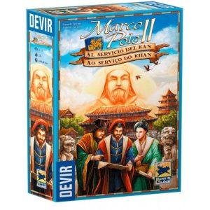 Marco Polo II Caja