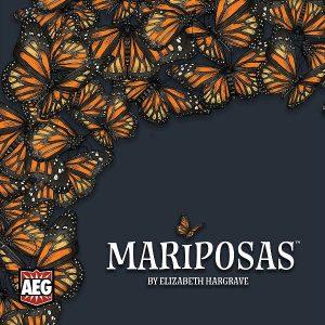 Mariposas Portada
