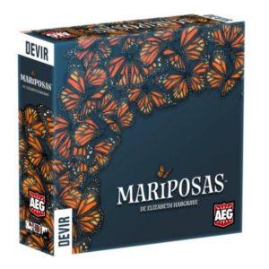Mariposas Caja