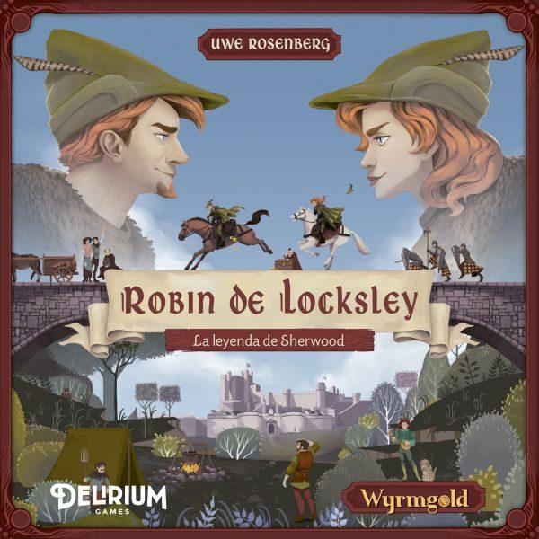 Robin de Locksley Portada