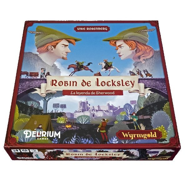 Robin de Locksley Caja
